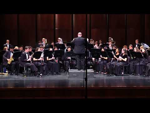Wind Ensemble - Round Rock High School 2018 Winter Concert