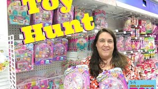 Toy Hunt For Shopkins & More @ Target Dollar Tree TRU | PSToyReviews