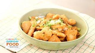 Sweet And Savory Orange Chicken Recipe - Everyday Food With Sarah Carey
