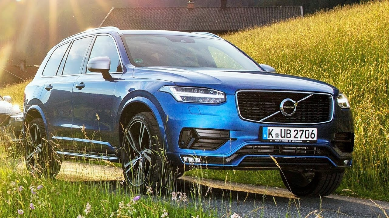 2019 Volvo Xc 90 D5 Awd R Design And Performance