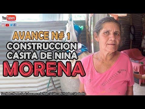Avance N# 1, Proyecto Casa Niña Morena, el Salvador SVL SV YS