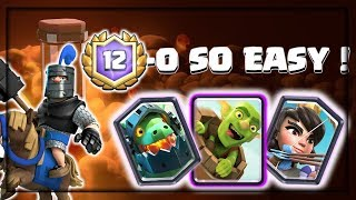 12 win grand challenge clash royale