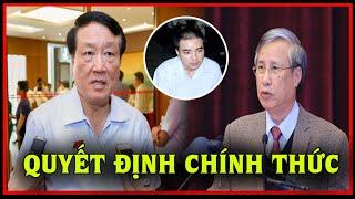 🔴 NO'NG: Trung Ương Đảng chỉ đạo điều tra Giám đốc CA Long An vì làm sai lệch hồ sơ vụ Hồ Duy Hải