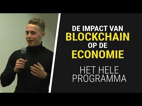 De impact van blockchain op de economie