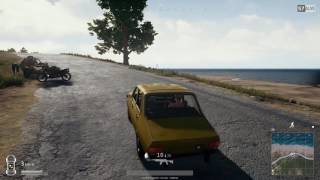 PUBG New Car Horn makes the game so freindly