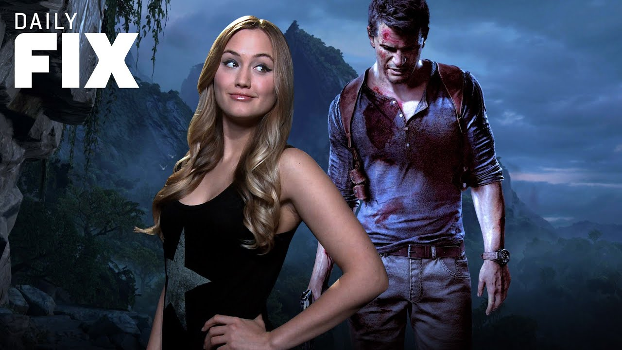 uncharted 4 a thief s end goes gold ign daily fix youtube