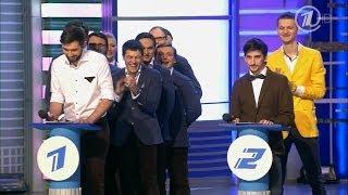 КВН 2014 Высшая лига вторая 1/4 - Биатлон