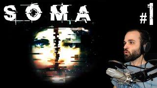 SOMA #1 | PRIMER CONTACTO: TERROR + CIENCIA FICCIÓN | Gameplay Español