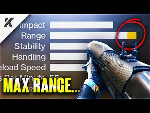INSANE MAX RANGE SHOTGUN! - *NEW* Dust Rock Blues Shotgun (Destiny 2 Forsaken)