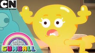 The Amazing World of Gumball | Penny Comes Out of Her Shell | Cartoon Network UK