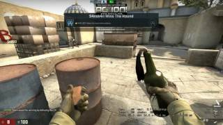 counter strike global offensive csgo with fps on amd r7 250 1gb ddr5 graphics card all settings