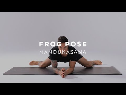 How to do Frog Pose | Mandukasana Tutorial with Dylan Werner