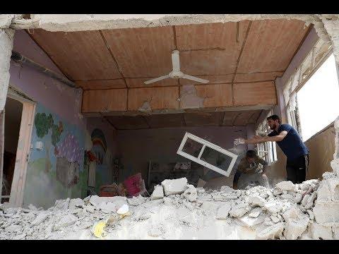 #تريندينغ_الآن - المدنيون في إدلب ضحايا القصف العشوائي  - نشر قبل 4 ساعة