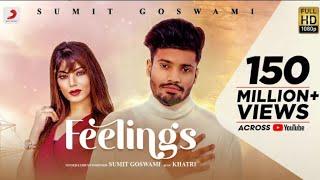 Feelings [ Bass Boosted ] Sumit Goswami -| KHATRI | Deepesh Goyal | Haryanvi Song 2020