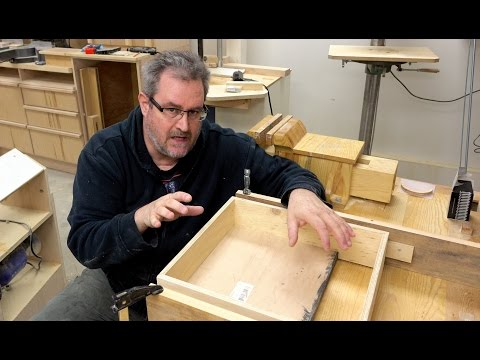 Let's Talk About The Wooden Drawer Slide And Upcoming Projects
