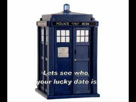 Doctor who dating game