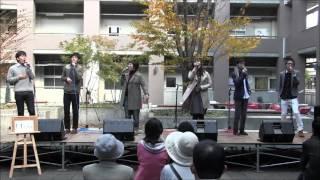 大阪大学inspiritual voices所属バンド(解散済み) 2015年11月 まちかね...