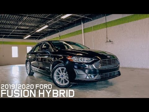 2019/2020-ford-fusion-hybrid-|-full-review-&-test-drive