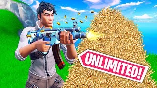 WHEN YOU GOT 9,999 BULLETS..!! | Fortnite Funny and Best Moments Ep.353 (Fortnite Battle Royale)