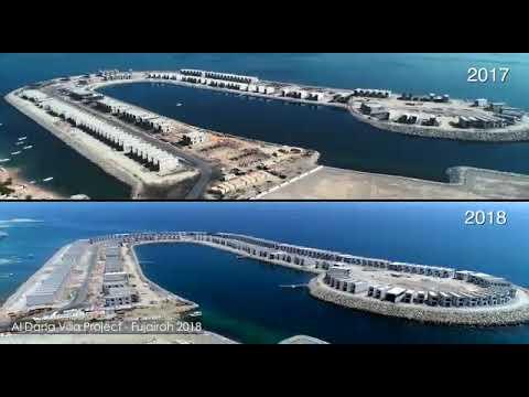 Green Valley Real Estate - Fujairah - Al Dana Island Project