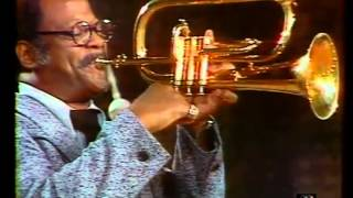 Clark Terry - Mumbles 1973 France (Live Video)