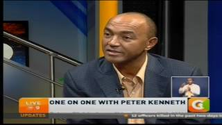 Live @ 9| Kenneth: I was not paid by Kidero to split anyone's vote. He cannot afford me