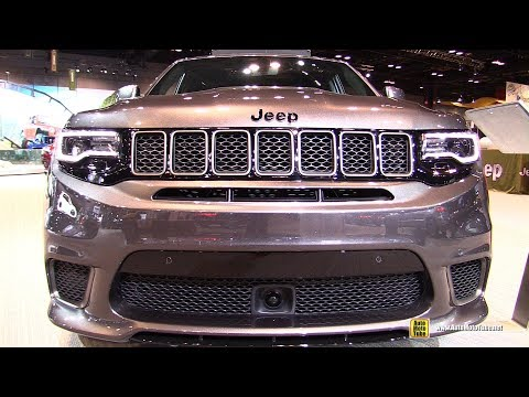 2019 Jeep Grand Cherokee TrackHawk - Exterior and Interior Walkaround - 2019 Chicago Auto Show