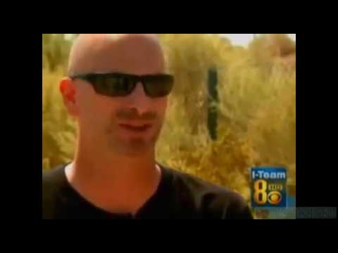 CBS News Investigates The Men In Black & UFO Crash in Needles California