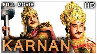 Karnan Full Movie HD | Sivaji Ganesan | Savitri | N. T. Rama Rao