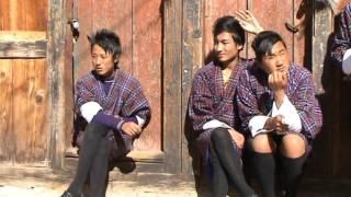 Voyage au Bhoutan 2012