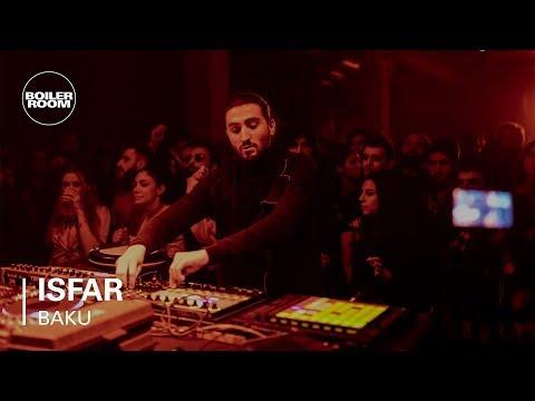 Isfar |  Boiler Room X IN Baku