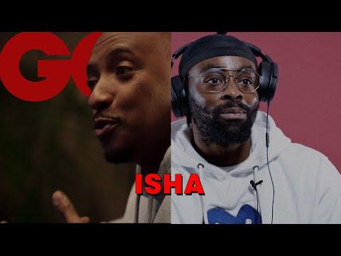 Youtube: ISHA juge le rap français: Vald, Squeezie, Soprano… | GQ
