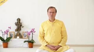 Lange Praxis Vichara Meditation ohne Erläuterung - 03C Vedanta Meditationskurs
