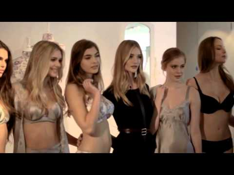 M&S Lingerie - Rosie for Autograph Launch Event - Marks & Spencer 2012
