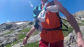 Tour du Mont Blanc TMB 2016 - Irish style