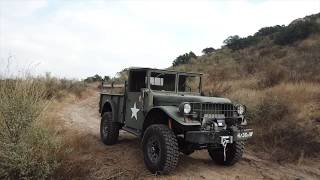 ICON 1952 M37 Derelict For Sale!