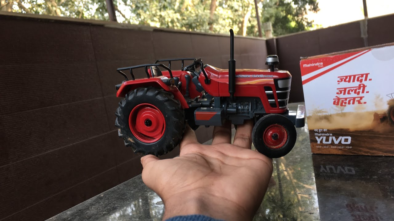 Mahindra Arjun Novo Toy Tractor | M2ALL