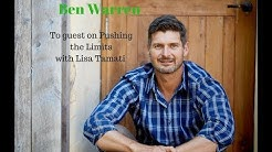 Nutritionist Ben Warren talks health, hormones, inflammation, nutrition