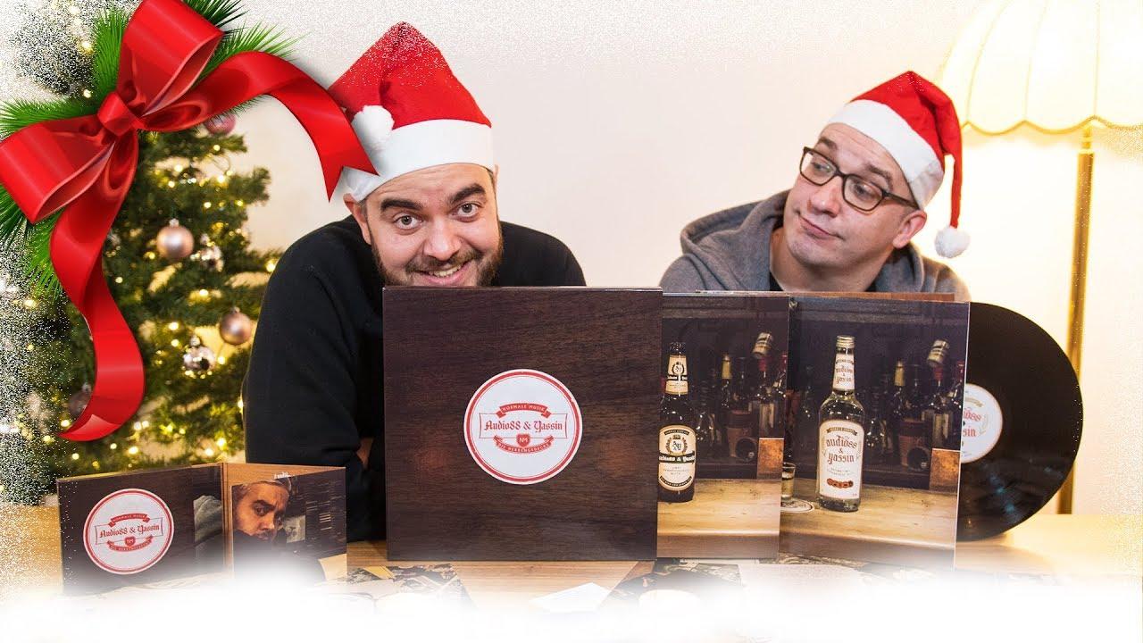 Audio88 & Yassin packen das beste Weihnachtsgeschenk der Welt aus ...