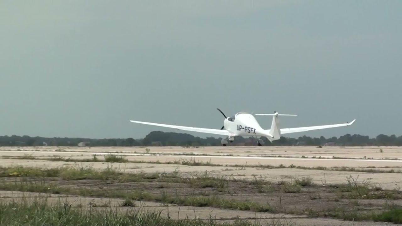 VP-12 circle flight