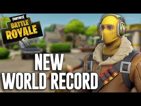 We Beat The Duos Record!!! Fortnite Battle Royale Gameplay - Ninja & KingRichard