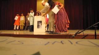 Saraswati Puja 2012 - Sukumar Ray poem recital by Milwaukee kids