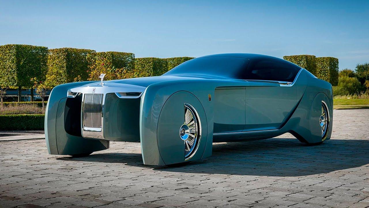 السيارات الأعجب من المستقبل !!