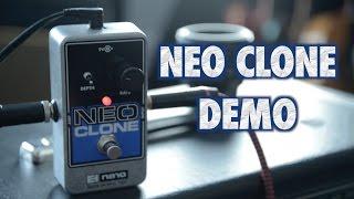 Electro Harmonix Neo Clone Demo