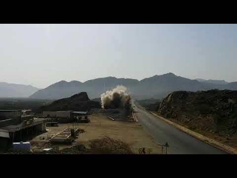 Mining work in saudi - 2