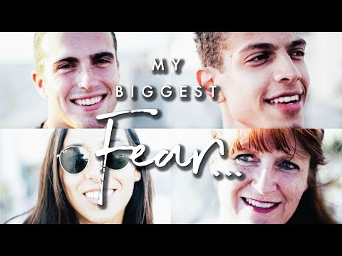 30 People 1 Question {Day 6} Your Biggest Fear?