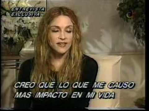 Madonna: 1998.01.26 - 'Teleshow' Interview (Ray Of Light Promotion)