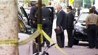 USA: Los Angeles police shoot homeless man dead