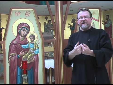 Praying with Icons:  Fr Abbot Damian