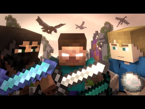 Skywars: MEGA (Animasi Minecraft) [Hypixel]
